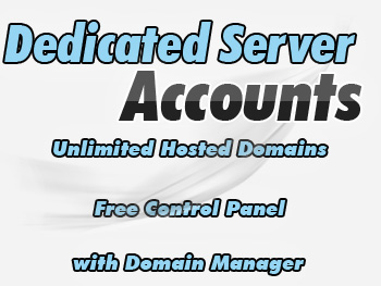 Low-priced dedicated web hosting plan
